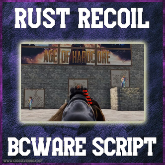 BCWARE: bcmacro for Rust