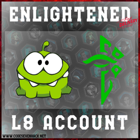 LEVEL 8 ENLIGHTENED ACCOUNT