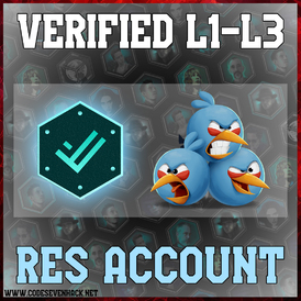 R1-R3 Verified Account