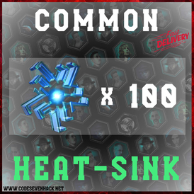 HEAT SINK COMMON x 100