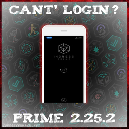 Can't login into Prime?