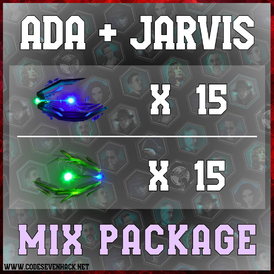 ADA + JARVIS x 30 MIX