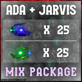 ADA + JARVIS x 50 MIX