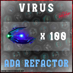 ADA REFACTOR VIRUSES x 100