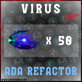 ADA REFACTOR VIRUSES x 50