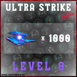 ULTRA STRIKE LEVEL 8 x 1000